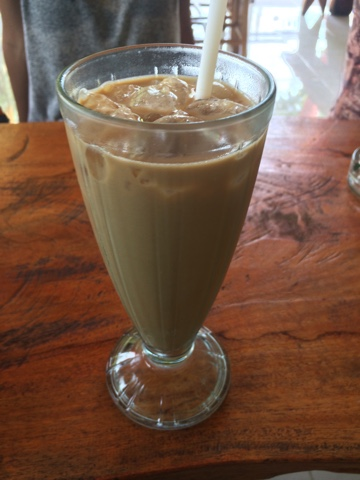 Iced Cappuccino from 2-in-1 Meal House
